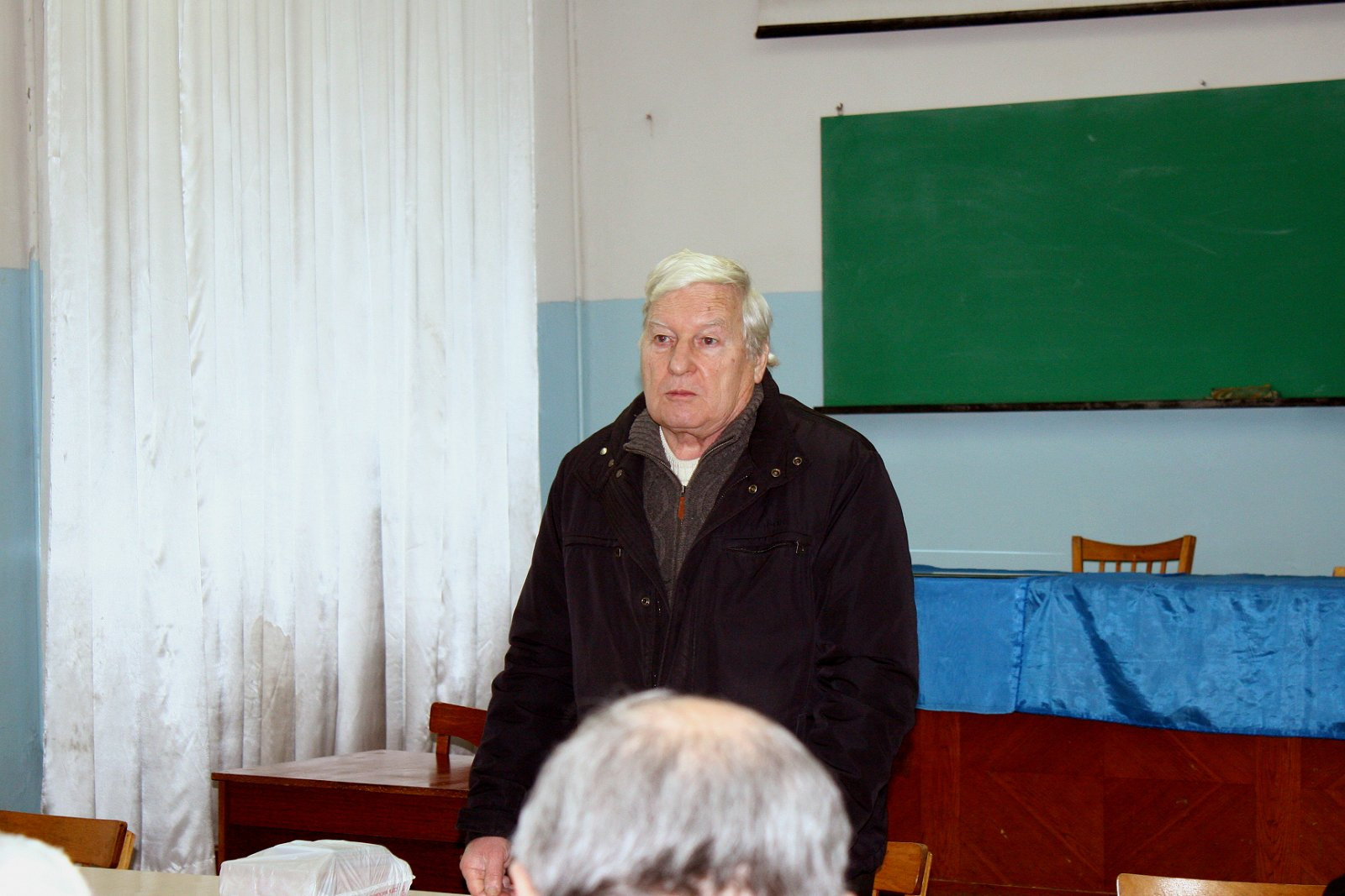 Владимир Фёдорович Чумаченко (UX5HY)