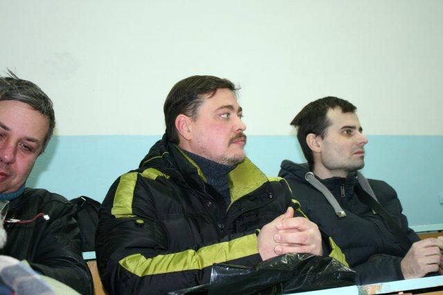 Губернаторов Юрий (слева) и Канапешкин Александр (справа)